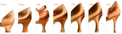 Dance and shoes -talon  chaussures Rummos