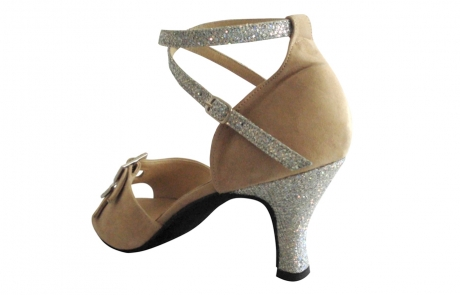 dance and shoes metz chaussure personnalisable Melina-beige-flash-agt