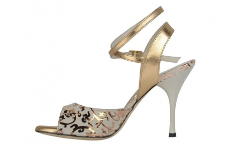 ance and shoes metz chaussure personnalisable danse et ville a1cl-camoscio-beige-laminato-rame-tacco-9-CT