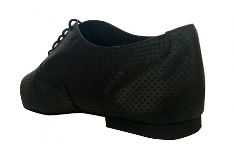 dance and shoes metz chaussure personnalisable rummos Salson cuir perforé danse et ville